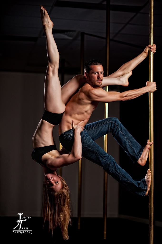 Double Pole - Suzie Q and Toby J